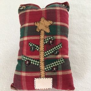 Other - Small Christmas pillow